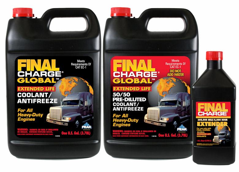 Diesel Engine Coolants